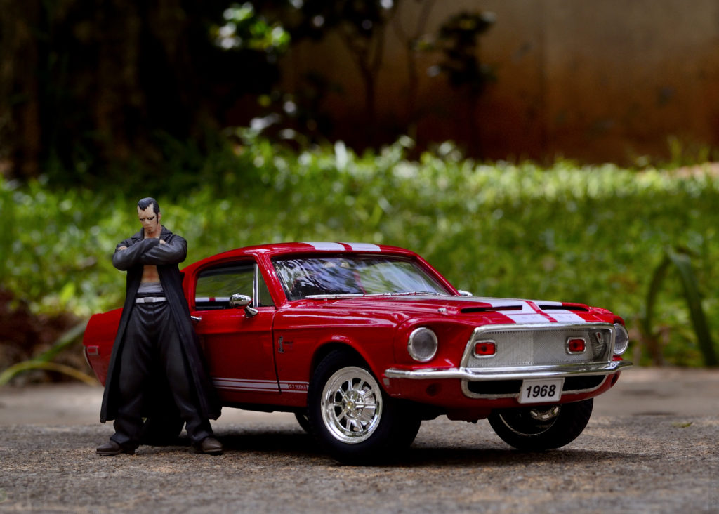 Shelby GT500 - Toy Photography